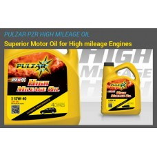 PULZAR PZR HIGH MILEAGE OIL