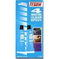 TESON - T 4 MINUTES STEEL FILLER EPOXY